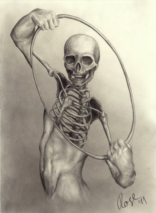 urhajos:  x-ray by ~MrBonecracker