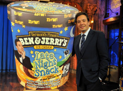 Happy second anniversary to Late Night with Jimmy Fallon's Late Night Snack!