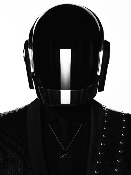 One more from the Daft Punk x Saint Laurent.