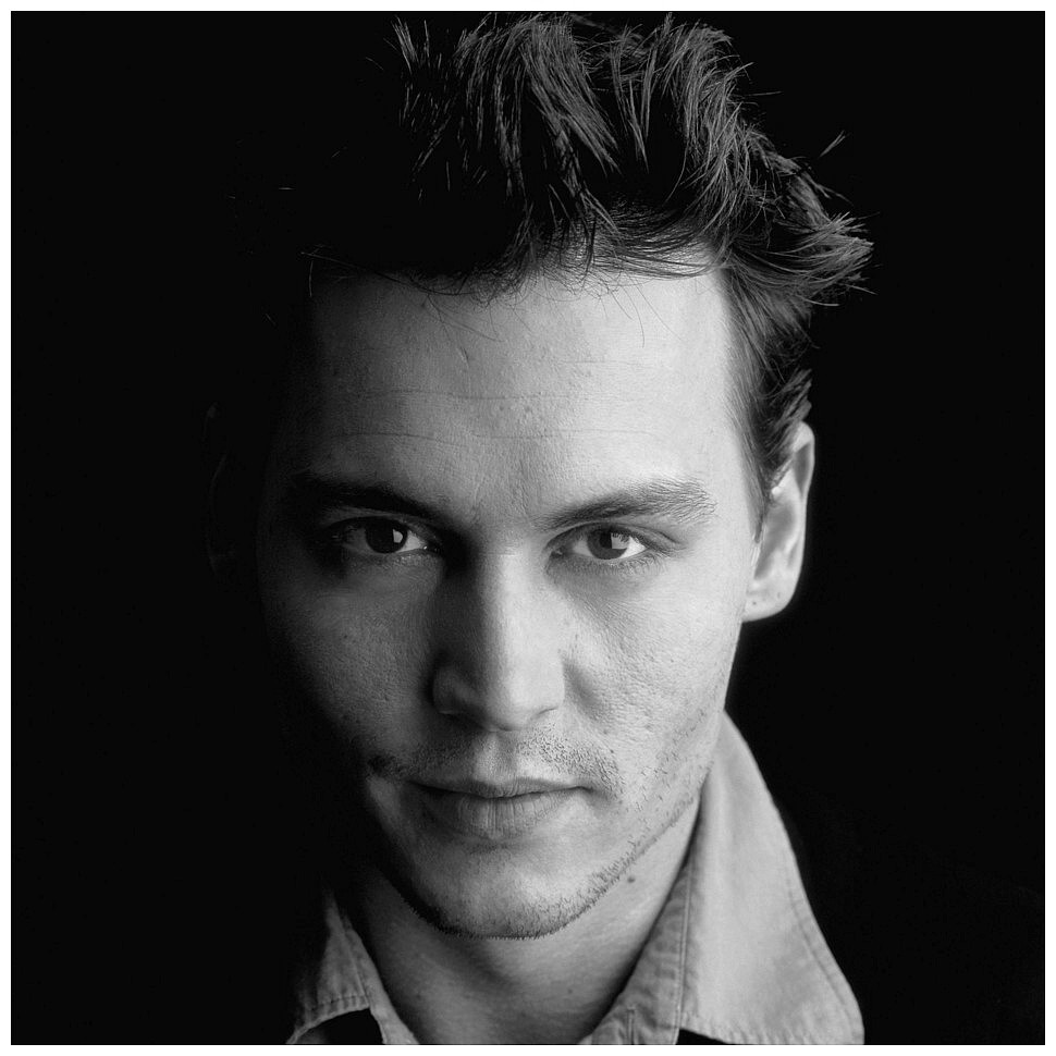 retroadv:  Johnny Depp - Photographed by Rob Brown Photographic Collection 6 […more Images]