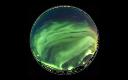 Aurora Borealis Timelapse by Göran Strand When a solar flare occurred on March 15th of this year the solar winds hit earth and created a mesmerising cosmic light display over Sweden, known as the Aurora Borealis or Northern Lights. Using 2464 raw images Göran Strand was able to capture the event and created this magnificent time lapse. I've embedded the video below and I highly recommend taking a moment out of your day to chill out and watch.  Artists: | Facebook | Twitter | YouTube |  Must Watch: