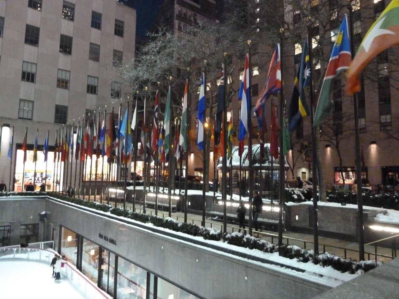globalscrapbook:  Rockefeller Center, New York City, New York, USA