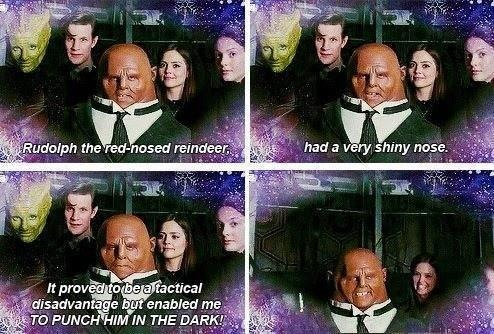 afangirlingwhovian:  Strax, how can you not love him.