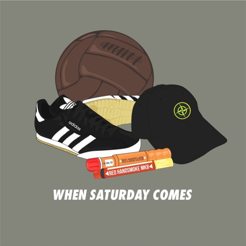 nepaktarang:  when saturday comes