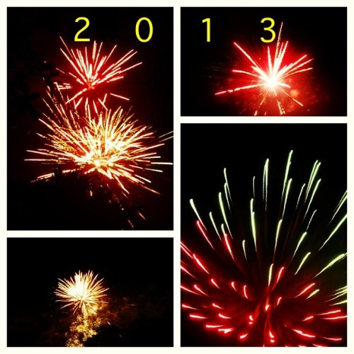 Hello 2013! 😊❤ (at Tagum City)