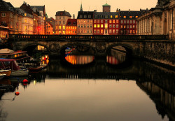 "I love to travel, today I'm dreaming… ""Copenhagen, Denmark"""