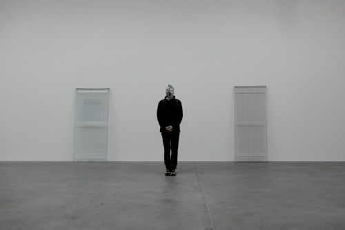 Exactly between the electronic and the physical life, Gagosian Gallery, London