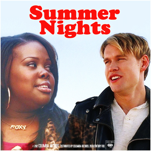 3x10 Yes / No | Summer Nights Alternative Cover 'Lovely Samcedes Series'