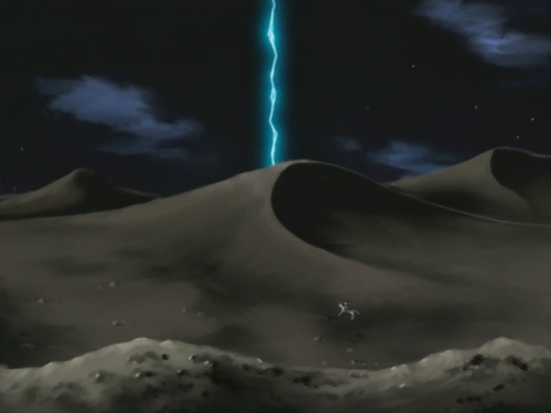 "kaiba-cave:  ""We'll find him, we just need a sign."" [giant thunderbolt]""Like that."""