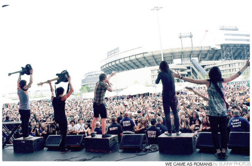 dunrath:  We came as romans by sunnytx on Flickr.