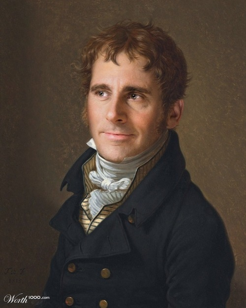 Celebrities Reimagined As Classical Paintings