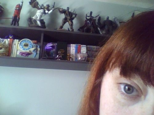 Fr(eye)day. With bonus Spawn(s) and Darth Talon and Stormtrooper being brutally killed by ewoks and Batman clock and Gypsy and Tom Servo and Crooooooow!