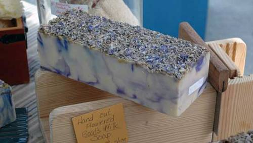 mothernaturenetwork:  5 tips for homemade soap Here are five tips for making soap at home.