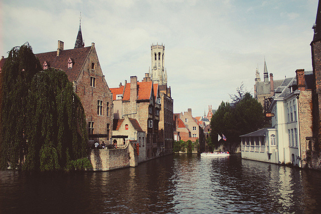"| ♕ |  ""Venice of North"" Bruges  