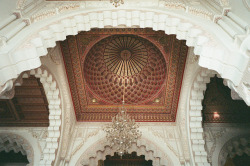 Hassan Ⅱ Mosque, Casablanca, Morocco by ChihPing on Flickr.