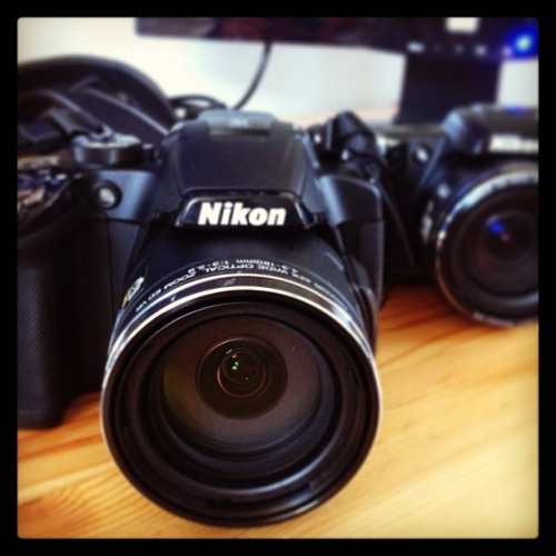 For Christmas I received a Nikon Coolpix P510, which will be what I use for the majority of my photos in 2013. It replaces my old Nikon Coolpix L110, shown above out of focus. For my purposes, I am enjoying the new camera so far, and I look forward to taking a lot of great photos the rest of the year with it.