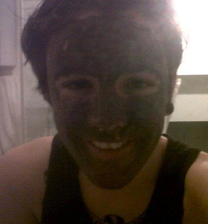 Haha, Found thus badboy on my phone, Come at me facemask!
