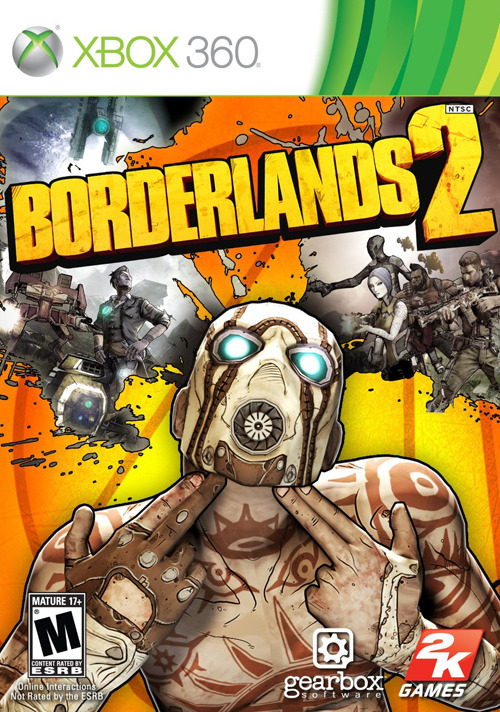 Borderlands 2 Borderlands 2 is a hybrid First-Person Shooter, RPG game focused on over-the-top co-op play, and set in the open-world game environment of the planet Pandora. Price: $59.99    Sale Price: $29.99     You save: $30.00 (50%)