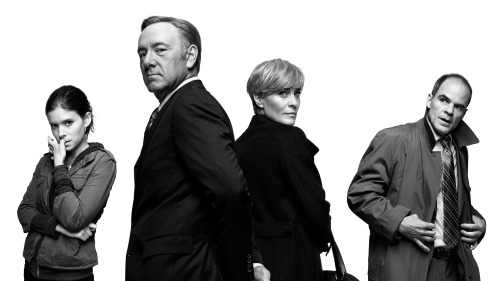nedhepburn:  House Of Cards is fucking incredible.