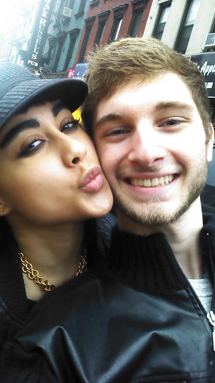 Speaking of awesome, down to earth artists, having a chat with Natalia Kills waiting for a cab was the coolest thing that's happened to me in NYC so far. This girl's the shit.