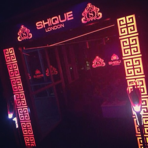 #shiquelondon VIP lounge looking #great and hosting #Abuja's most influential