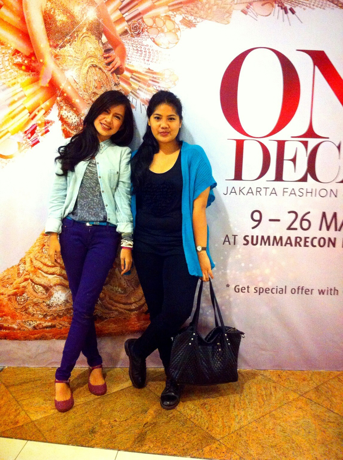 with rintan at Summarecon Mall Kelapa Gading – View on Path.