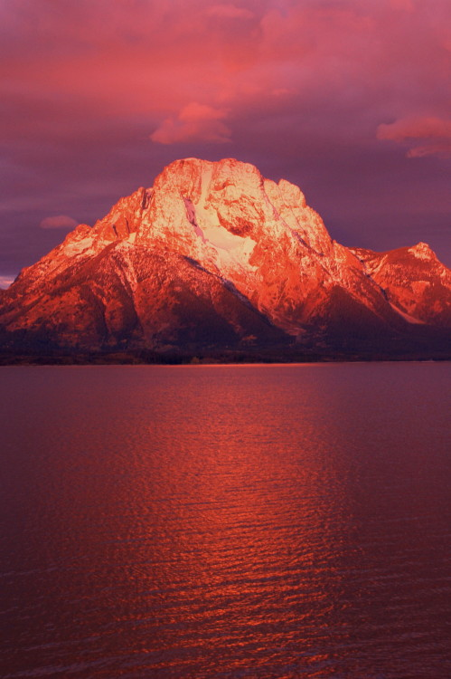 anotic:  Grand Teton National Park