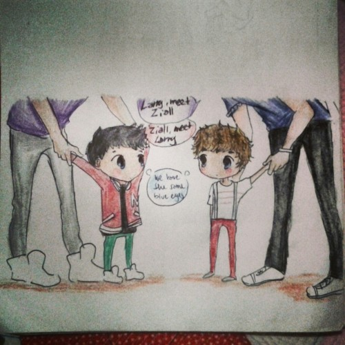 thediaryofahumangirl:  One of meh fave fan art :-)