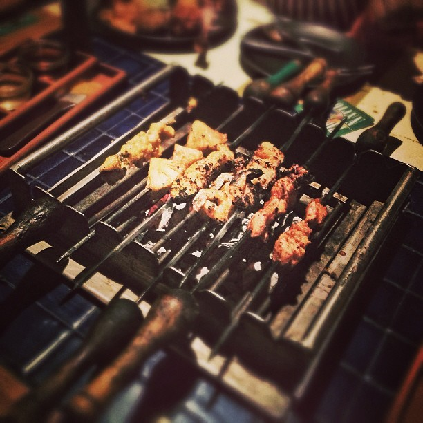 Foooooooood shooooooot (at Barbeque Nation)