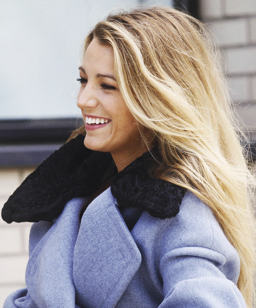 http://wh0re-monal.tumblr.com/ Blake Lively poses for photographer Patrick Demarchelier, May 7, 2013