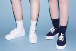 photography cute fashion shoes Korea Legs platform socks platform sneakers aesthetics mixxmix