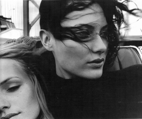losed:  Craig McDean, Amber and Shalom, Beatnik, W, 1995