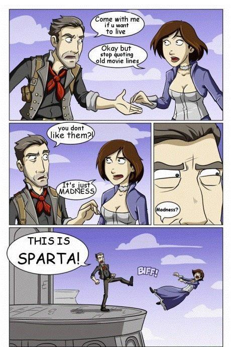 spazzedgirlatyourside:  read some funny comics