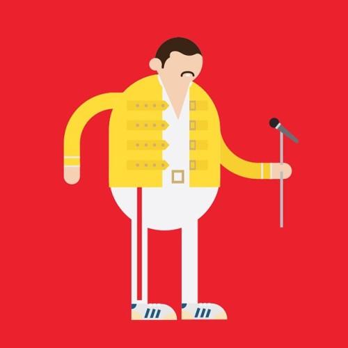 Daily Guy- Freddie Mercury