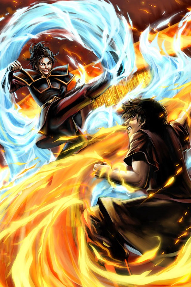 firelordprincezuko:  Final battle