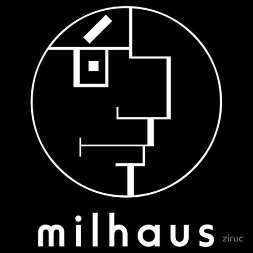 milhaus - Milhouse vs. bauhaus mash-up