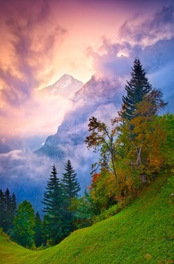 followthewestwind:  (via Most Amazing Photography) Bernese Alps, Switzerland