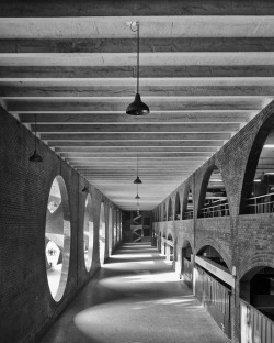 infinitehallucination:  Louis Kahn. national assembly building, dhaka, bangladesh, 1962-1974 photo by Naquib Hossain
