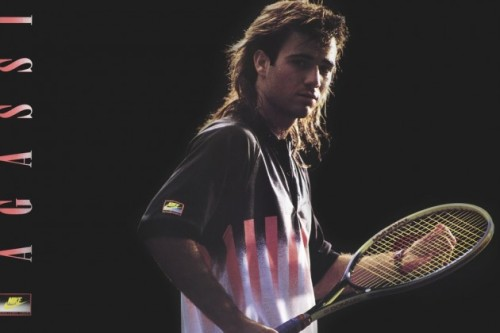 "Stuff we like Andre Agassi rejoins NIKE! Agassi himself recently tweeted ""#BACKHOME,"" showing his enthusiasm for coming back to Nike.  Just Do It! [ko]"