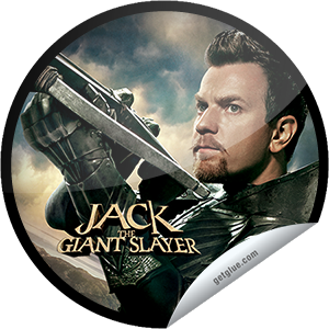 I just unlocked the Jack the Giant Slayer Box Office sticker on GetGlue                      10157 others have also unlocked the Jack the Giant Slayer Box Office sticker on GetGlue.com                  Fee Fie Foe Fum. Ask not where the thunder comes. Thank you for seeing Jack the Giant Slayer in theaters and for checking-in.  Share this one proudly. It's from our friends at Warner Bros..