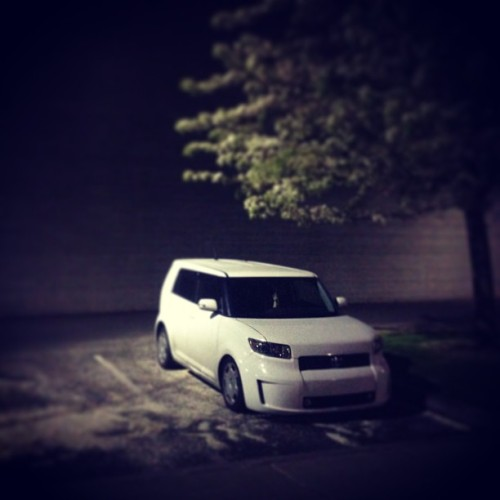 Epic Toaster Ride #mycar #myworld #xb #scion #toyota #epic