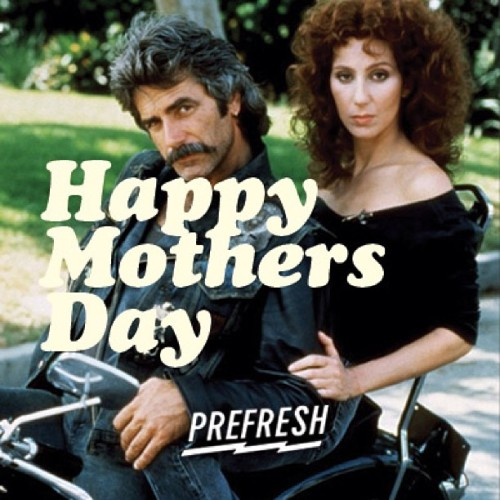 We love you mothers! #prefresh #trademarkofawesome