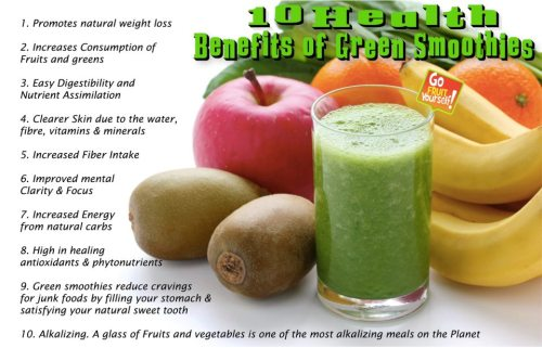 rawlivingfoods:  Green smoothies are what first got me into the raw food lifestyle. Not only are they healing to the body, but they are also delicious and easy to make! Here is a simple green smoothie recipe: 1 Apple 3 Spotty Ripe Bananas 2 Handfuls of Baby Spinach 1/2 Teaspoon of Cinnamon 1 1/2 Cups of Water