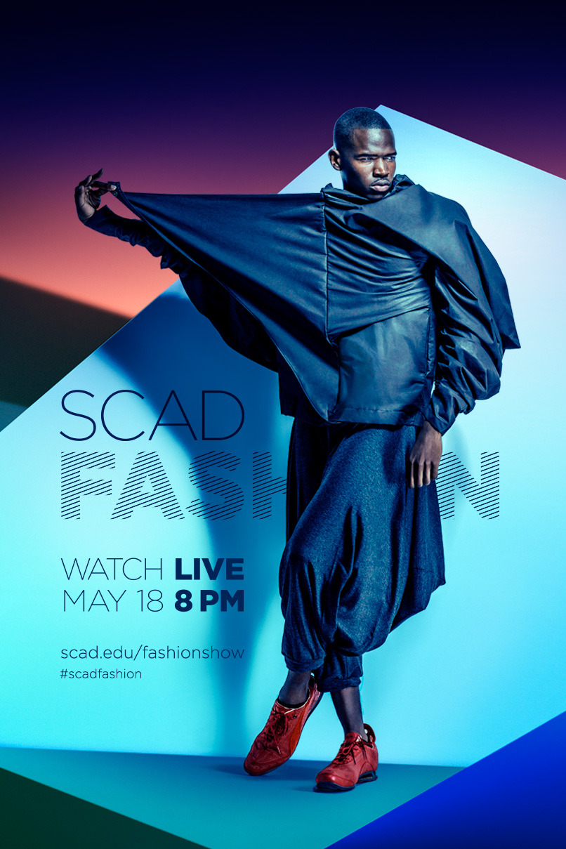 scad:  This year's SCAD Fashion Show is just days away. The show is sold out, but you can watch it live online at 8 p.m. May 18. Find out more about the SCAD School of Fashion  SCAD Fashion 2013