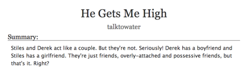 loboagriado:  GOOD GOD.  I cried. Literal tears. This is the best fic I've ever read as far as angsty love goes. I have never wanted to hug words before.