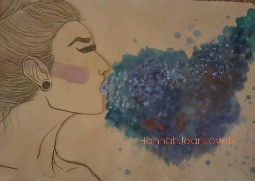 """Breathe Me In"" By Hannah Jean"