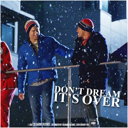 4x09 Swan Song | Don't Dream It's Over Alternative Cover 'Wham Blam Thank You Ma'am'