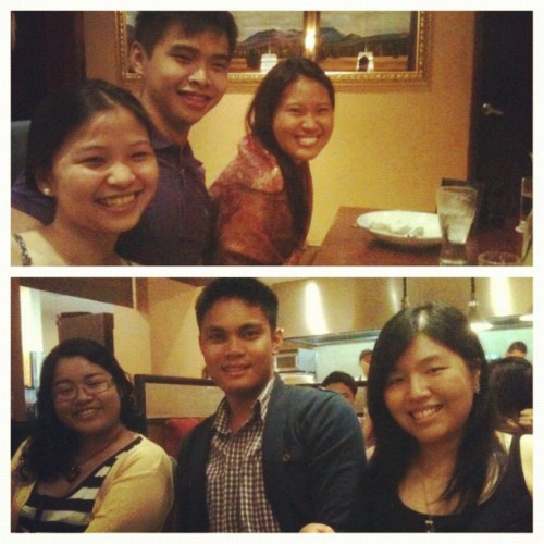 A1 Represent! Its been a while!!! @annejanelleyu  (at Village Tavern)