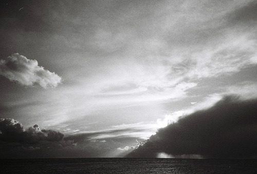 Dramatic sky, Lymington on Flickr.