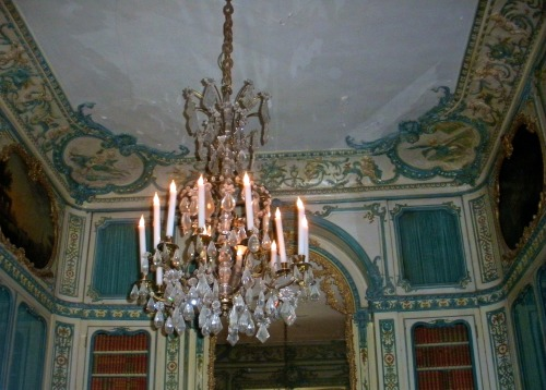 Chandeliers of Versailles Copyright Stacey Alburquerque. All Rights Reserved.